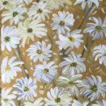 Blüten, 50x60, Acryl auf Leinwand